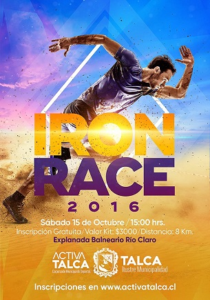 Iron Race 2016 - Talca