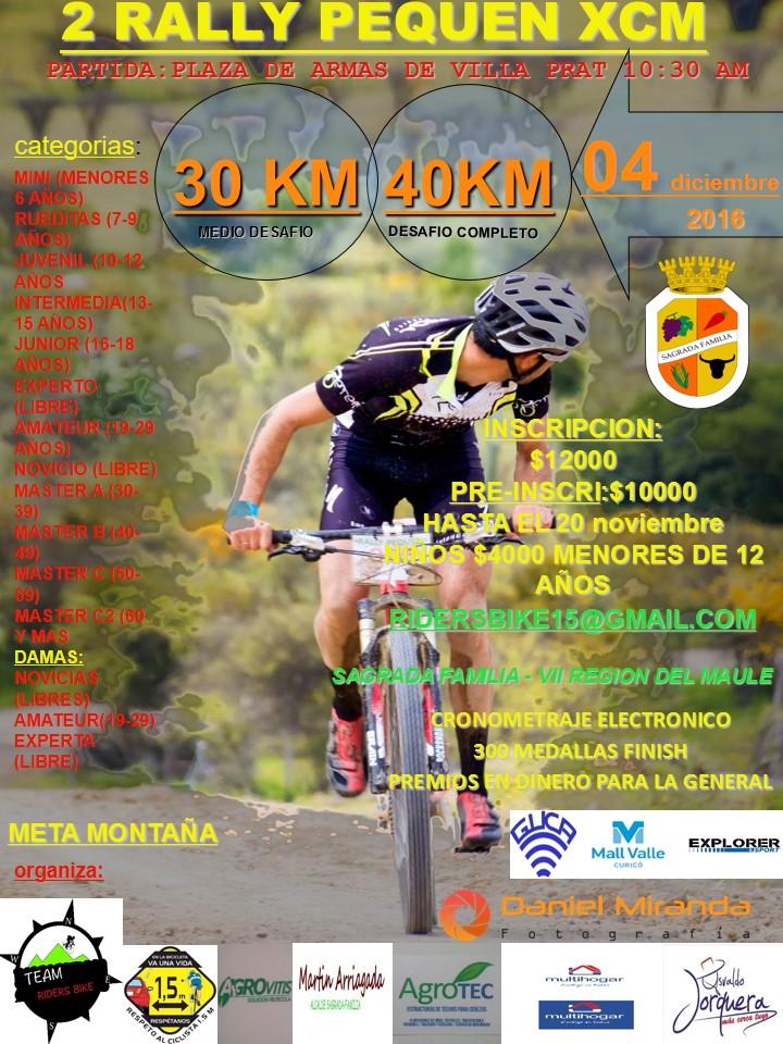 2do Rally Pequen - Villa Prat