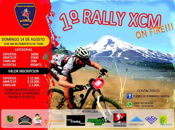 XCM On Fire - Chepica