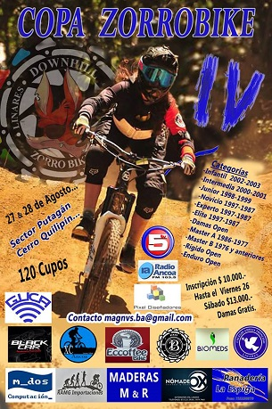 Copa Zorrobike IV - Linares