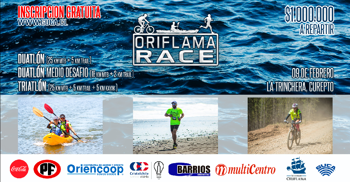 Oriflama Race - Curepto