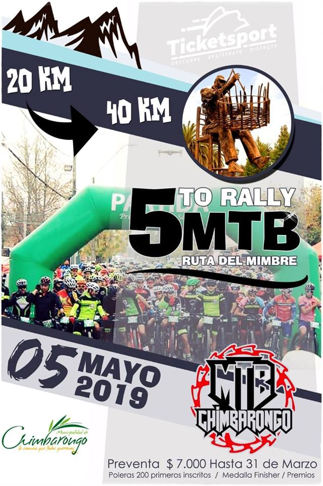 5to Rally MTB Chimbarongo