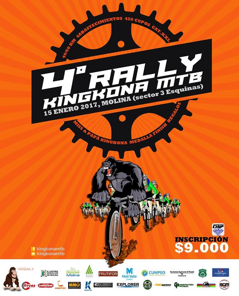 4to Rally KingKona - Molina