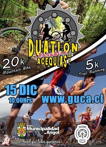 Duatlón Acequias Paradise 2019