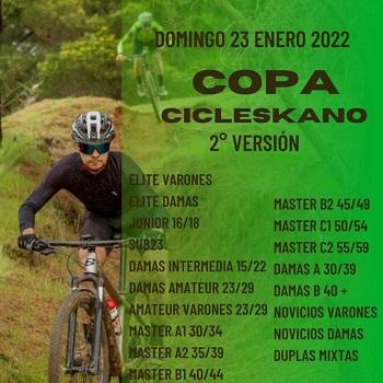 2° Versión Copa Cicleskano