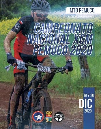 CAMPEONATO NACIONAL XCM AÑO 2020