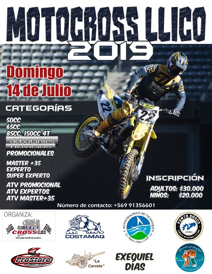 Motocross Llico 2019