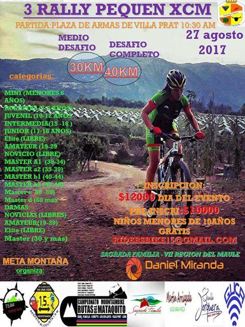 3er Rally Pequen - Villa Prat