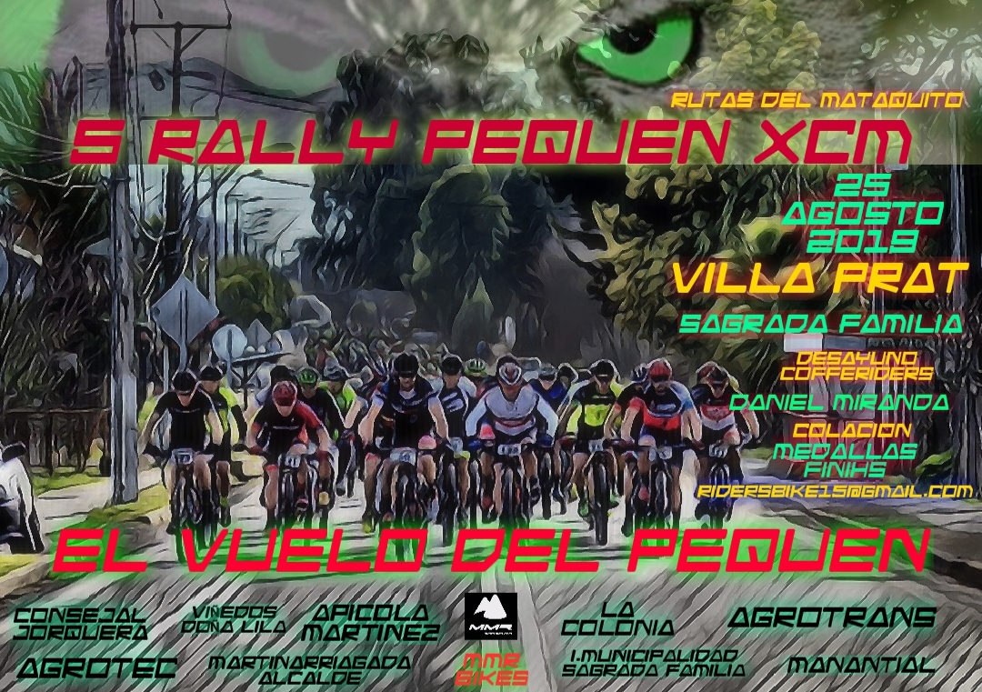 5to Rally Pequén - Villa Prat