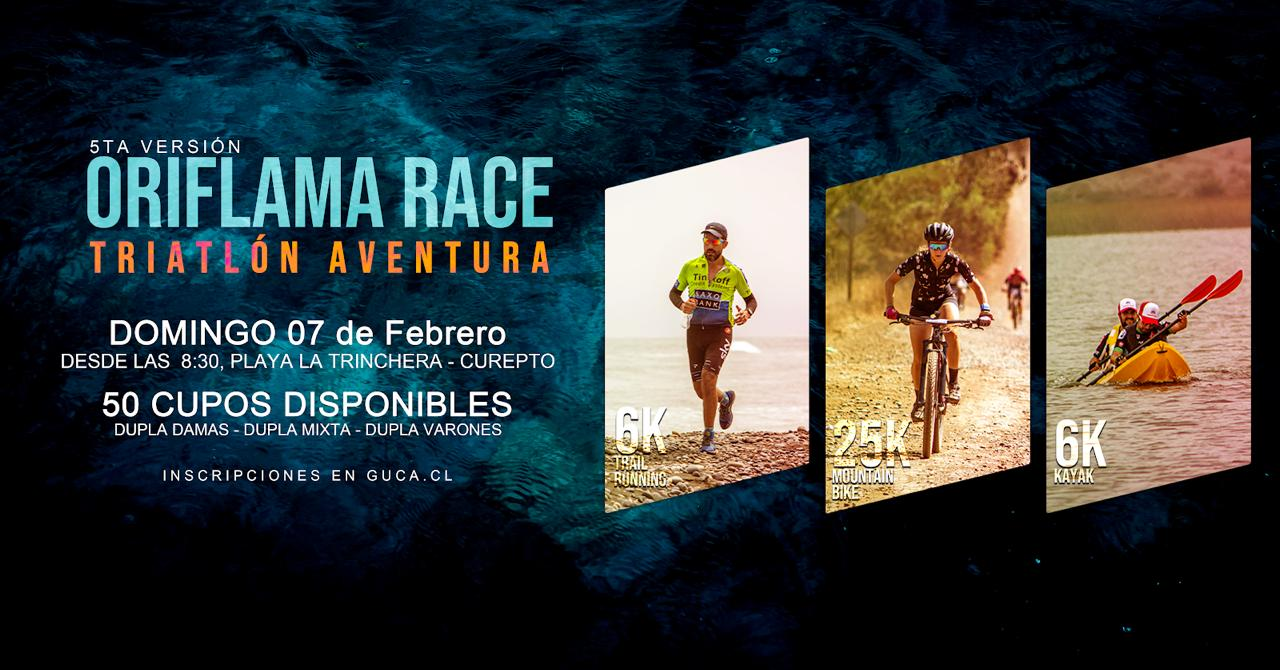 Oriflama Race 2021