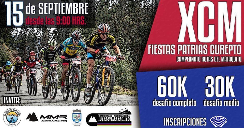 XCM Fiestas Patrias Curepto