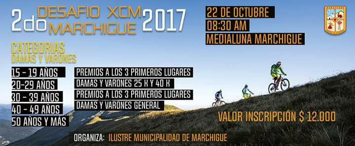 2do Desafio XCM Marchigüe