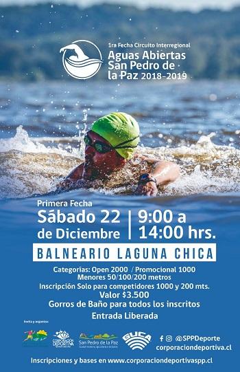 AGUAS ABIERTAS SAN PEDRO 2019