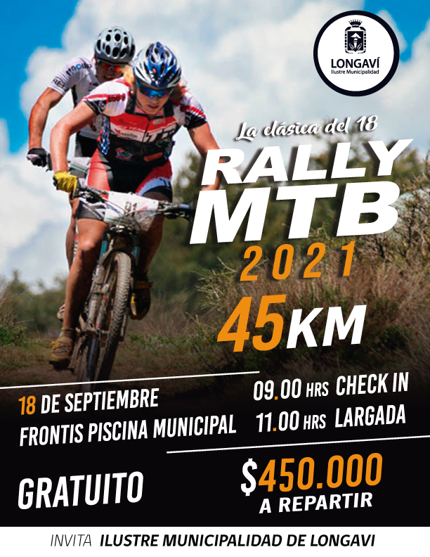 Rally MTB Longavi 2021