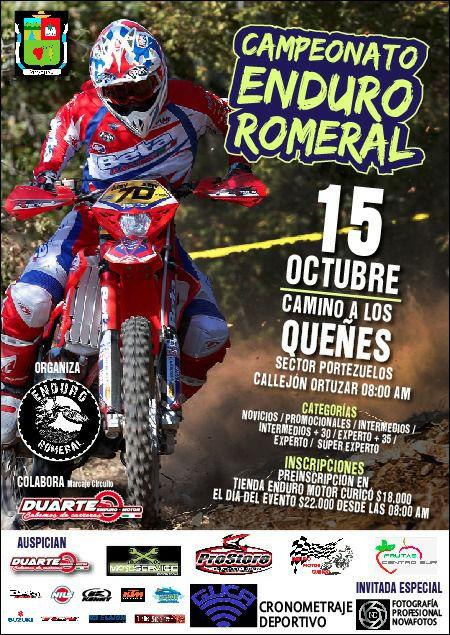 Campeonato Enduro Romeral