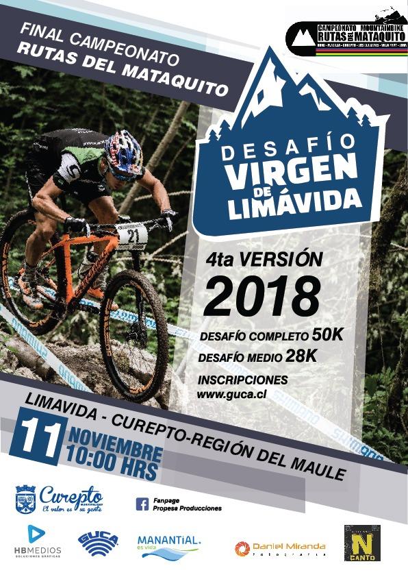 Rally La Virgen de Limávida