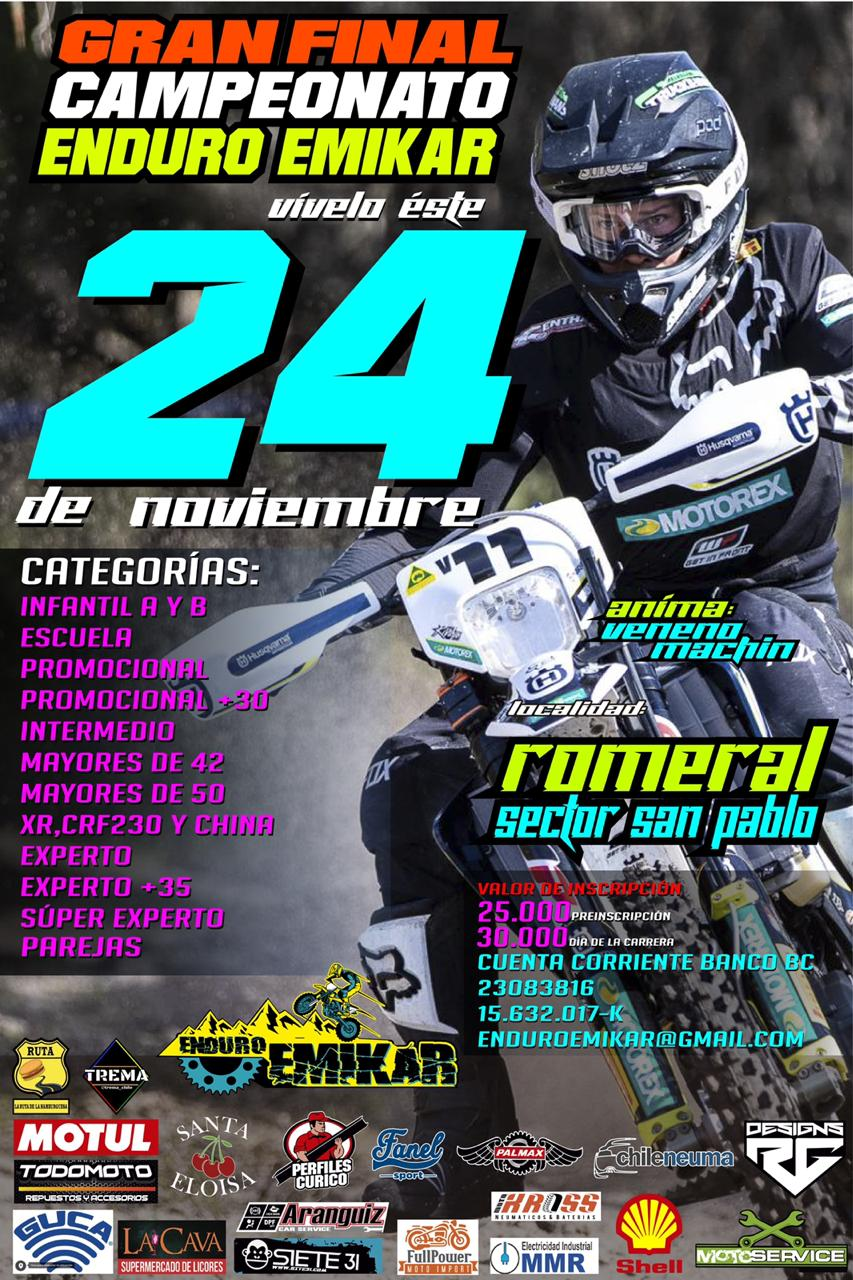 Final Enduro Emikar 2019