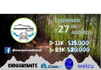Manquimávida Trail