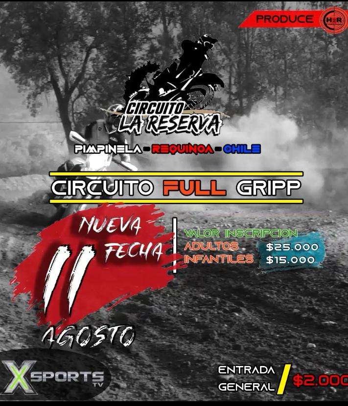 MX La Reserva - Requínoa