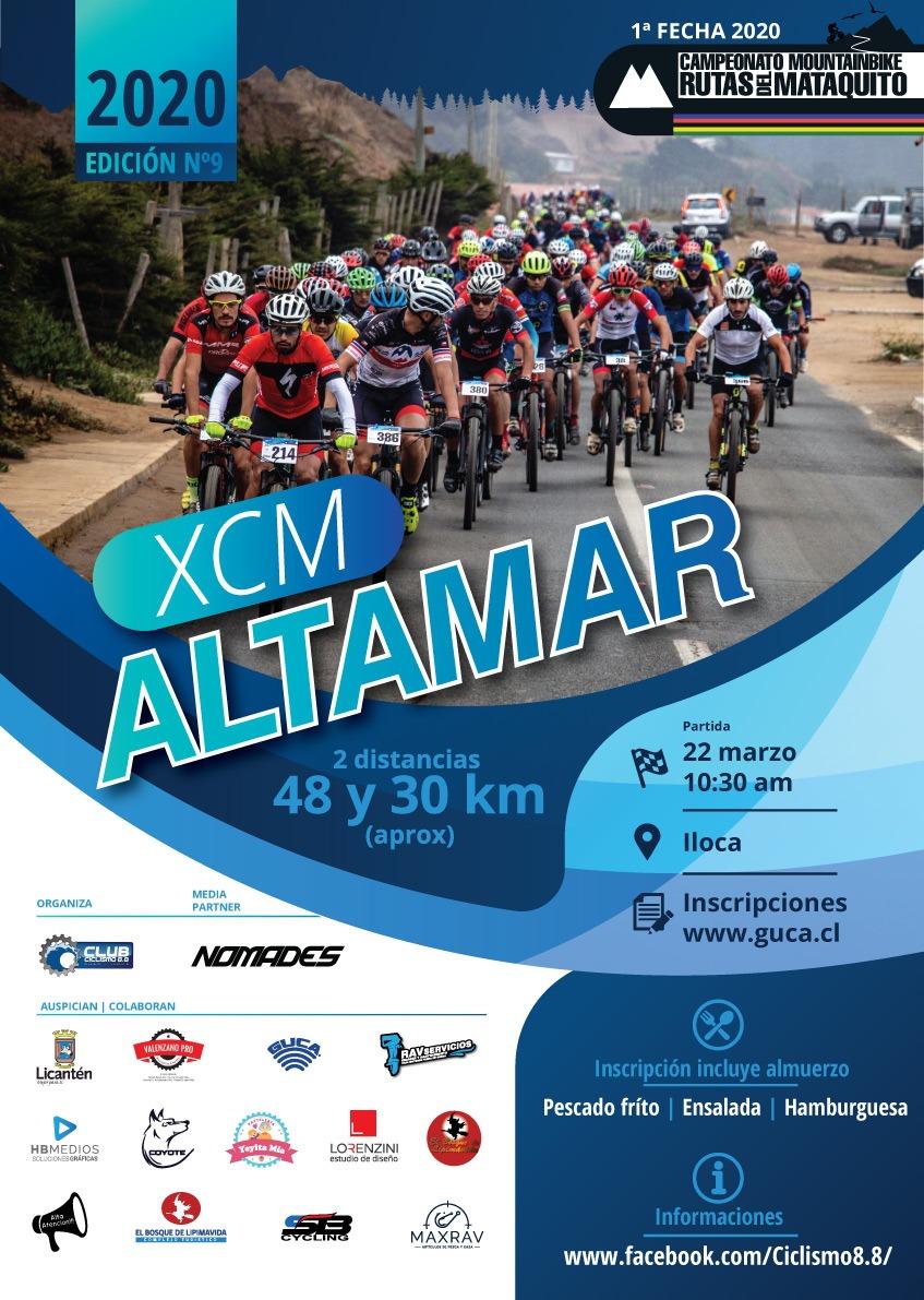 9° Rally Altamar 2020 - Iloca Duao