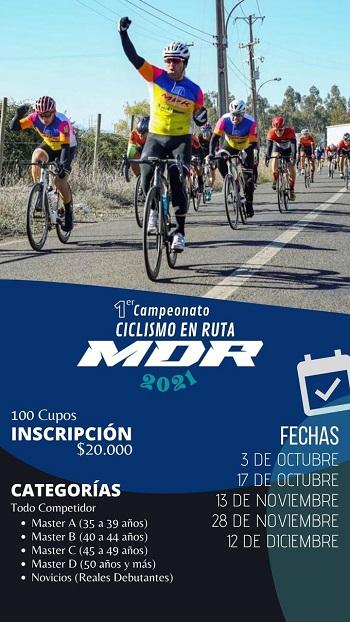 Campeonato de ruta MDR