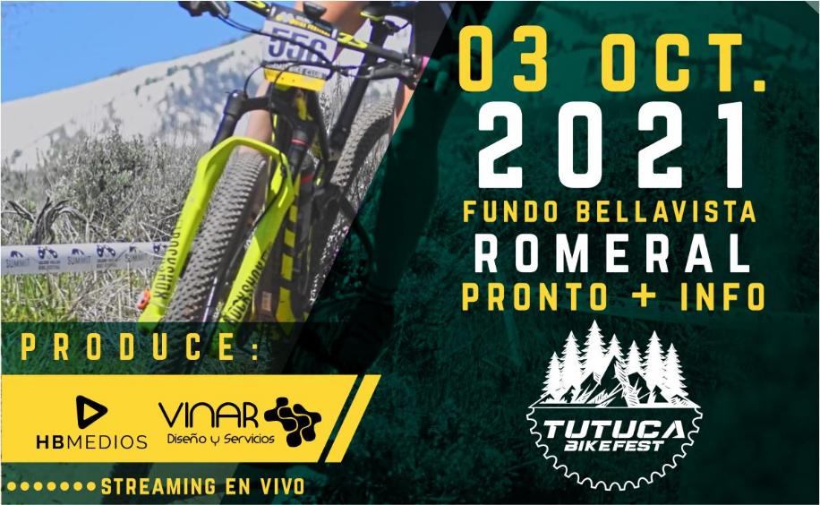 Tutuca Bikefest - Romeral