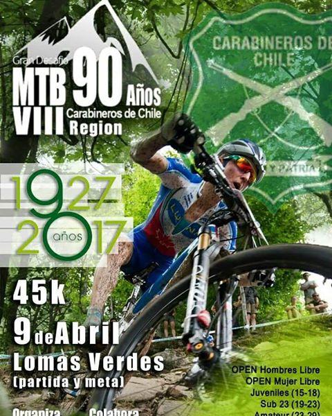 Gran Desafío Mountainbike Carabineros De Chile