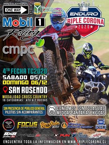 Triple Corona 2020 - San Rosendo