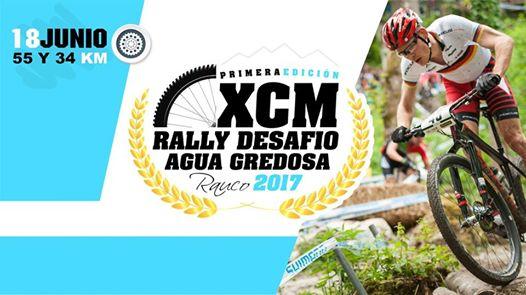1er Rally Desafío Agua Gredosa - Rauco