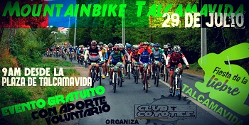 MountainBike Talcamavida