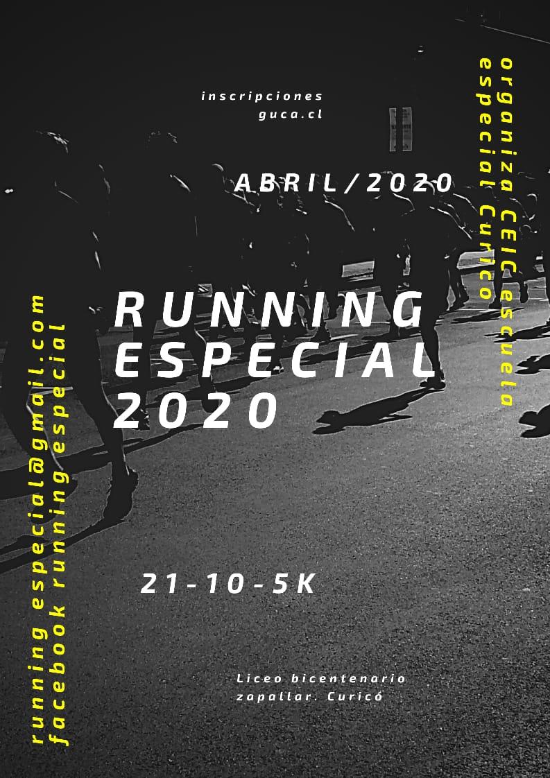 Running Especial 2020