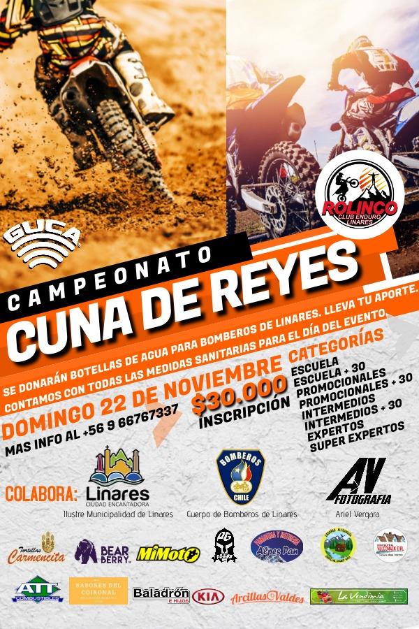 Campeonato Enduro Cuna de Reyes - Linare