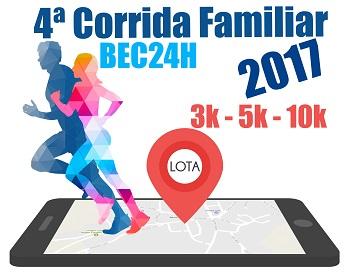 Cuarta Corrida Familiar Bec24H 2017 - Lota