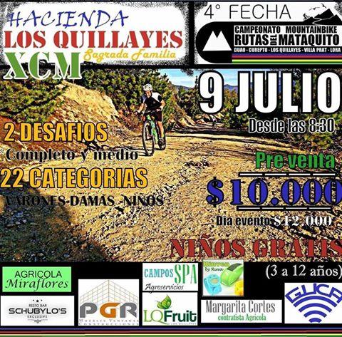 XCM Hacienda Los Quillayes - Sagrada Familia
