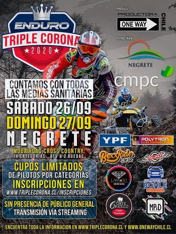 Triple Corona 2020 - Negrete