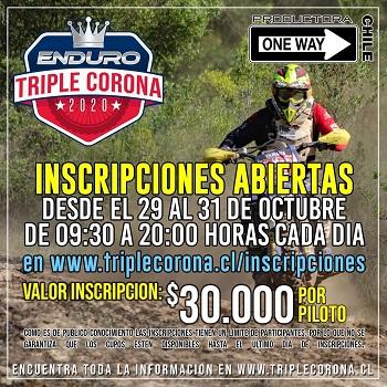 Triple Corona 2020 - Quilleco