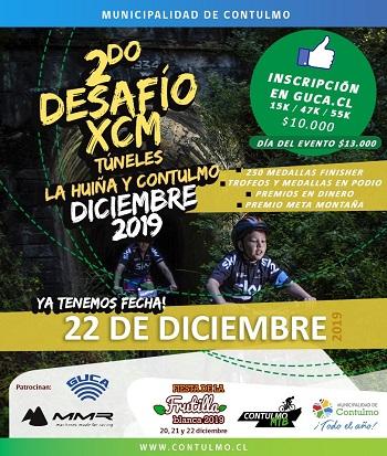 2do Desafío XCM Tuneles la Huina Contulmo