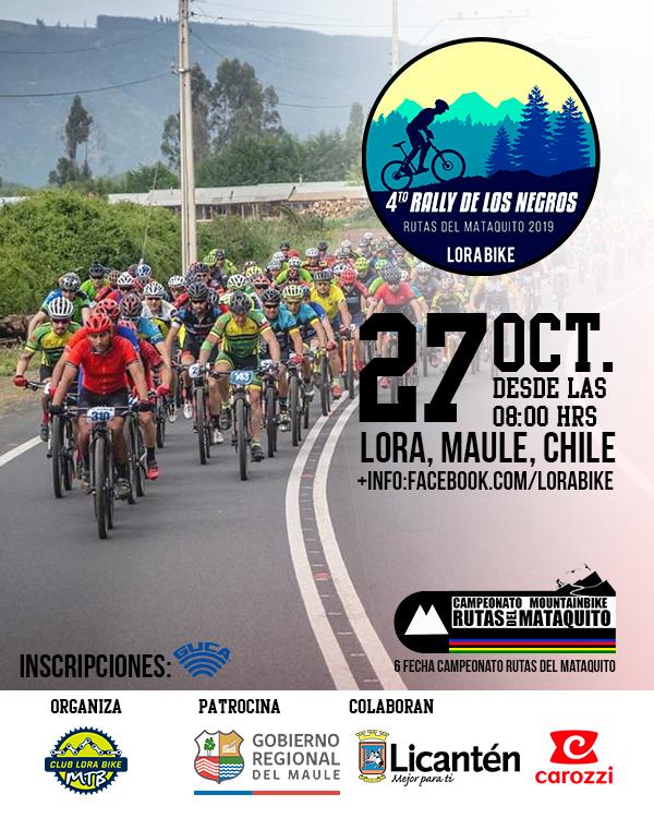 Rally de Los Negros 2019 - Lora