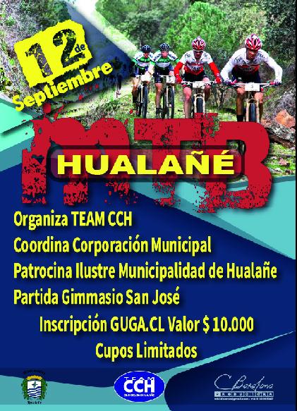 MTB - Hualañe