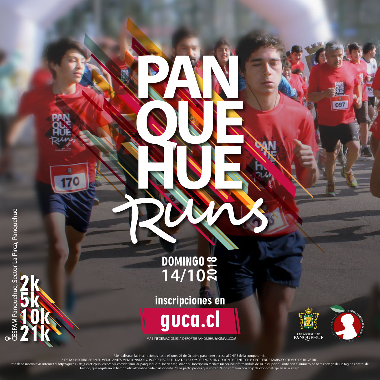VII Corrida Familiar Panquehue