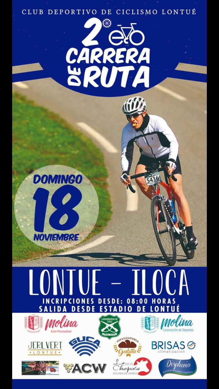 2da Carrera de Ruta Lontué-Iloca