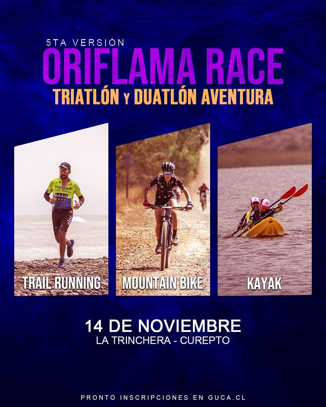 Oriflama Race - Curepto