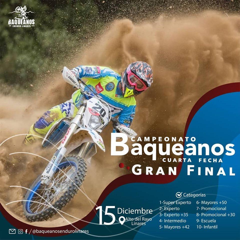 Final Campeonato Enduro Baqueanos - Linares