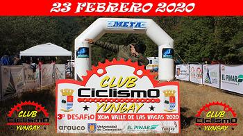 XCM VALLE DE LAS VACAS 2020