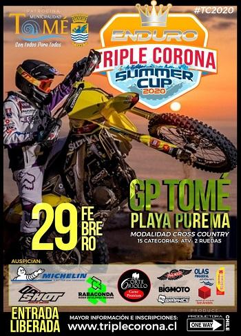 Enduro TripleCorona - GP Tome