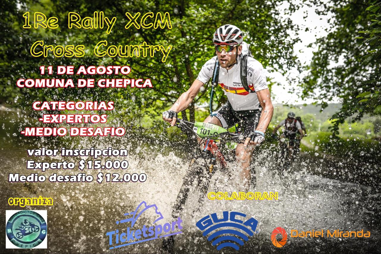1 Rally XCM Cross Country - Chepica