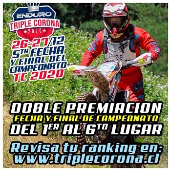 Triple Corona 2020 - Final