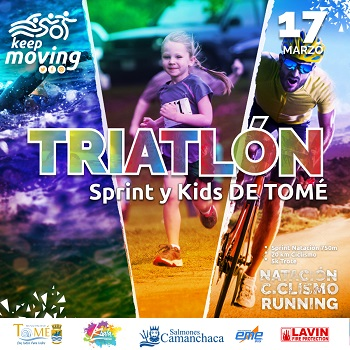 Triatlon Tome 2019