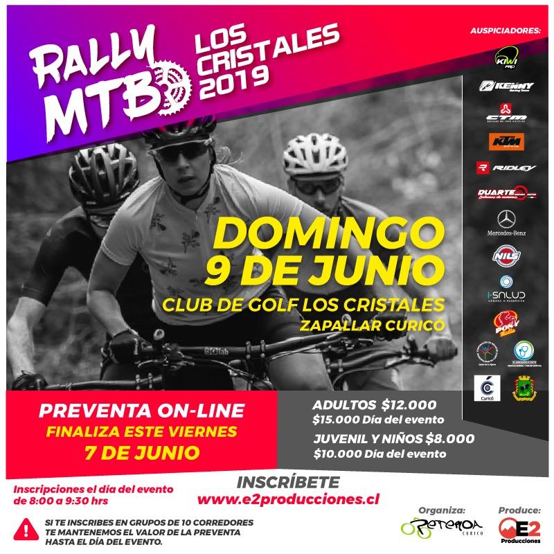 Rally MTB Los Cristales - Curico