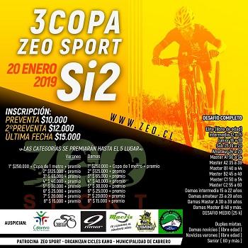 3 Copa Zeo Sport